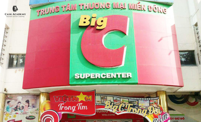 Big C - Câu chuyện hơn 20 năm của một chuỗi bán lẻ