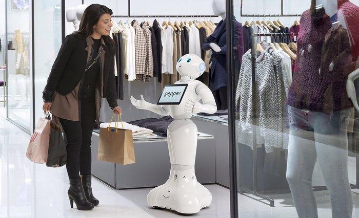 Tương lai ngành bán lẻ: Salesman trở nên kém quan trọng