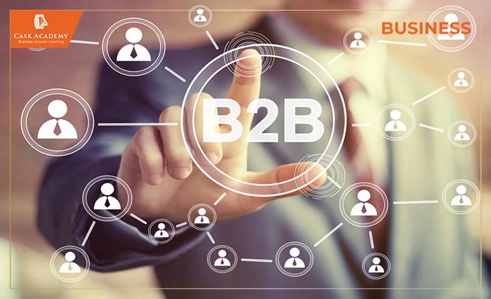 Kênh bán hàng B2B và vai trò của các hệ thống CRM