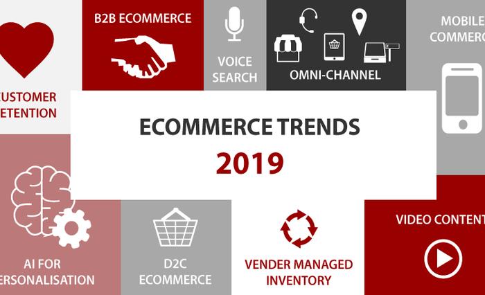 5 Xu hướng dẫn dắt Thương mại điện tử năm 2019